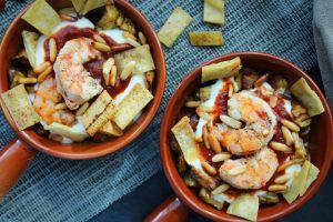 shrimp-fatte
